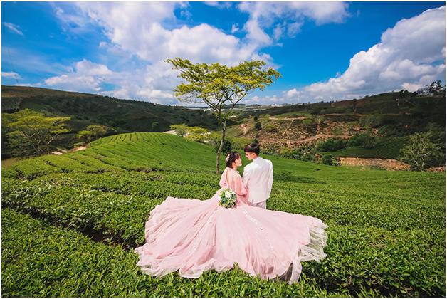 Những địa điểm chụp ảnh cưới đẹp tại Đà Lạt không thể bỏ qua
