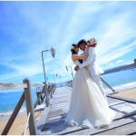 Chụp ảnh cưới đẹp tại Biển Vân Đồn – Minh Châu – Quảng Ninh