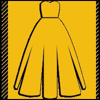Cho thuê trang phục cưới