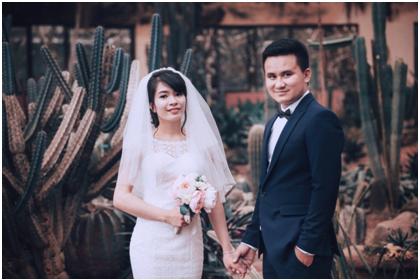 Chụp ảnh cưới đẹp tại Ba Vì – Vĩnh Phúc