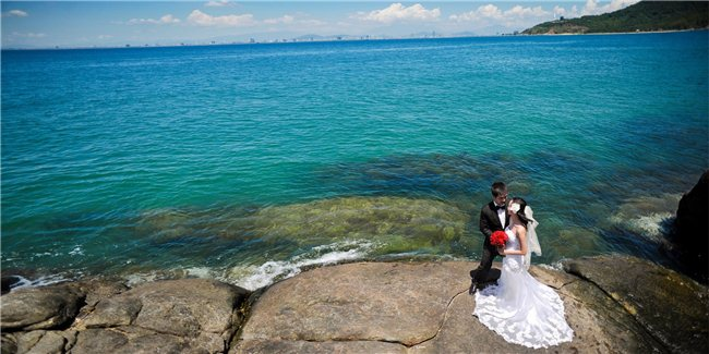 Địa điểm chụp ảnh cưới đẹp ở Đà Nẵng phải đến