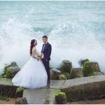 Kinh nghiệm chụp ảnh cưới đẹp tại Biển Nha Trang