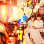 Chụp ảnh cưới đẹp tại Phố Hàng Mã