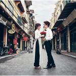 Chụp ảnh cưới tại Phố Tạ Hiện – những góc ảnh độc đáo