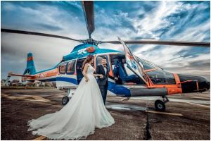 Chụp ảnh cưới đẹp tại sân bay Gia Lâm, Hà Nội