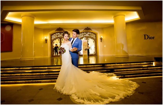 Chụp ảnh cưới Hà Hội ở đâu đẹp nhất?