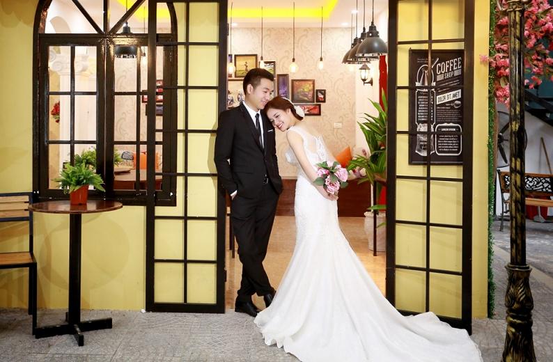 chụp ảnh cưới phim trường1